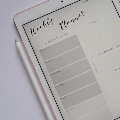 How to Use Calendar Blocking to Stay Organized