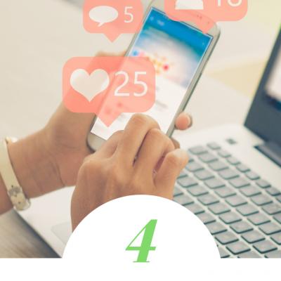 4 Social Media Tasks to Delegate to your VA